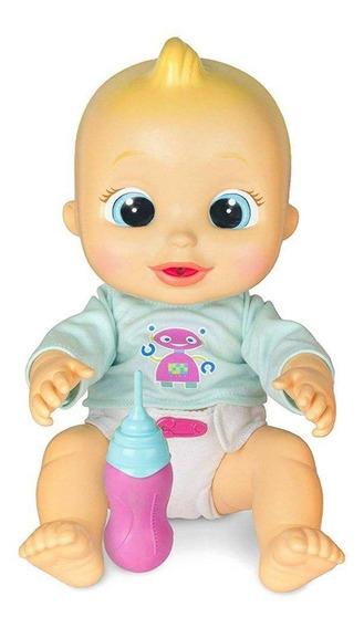 Boneco Fun Baby Wee Faz Xixi E Da Risada - 8451-2