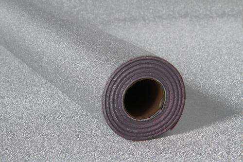 Plástico Adesivo Contact Cor Glitter 45cm X 10m - Dac