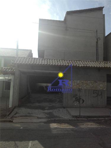 Sobrado  Residencial À Venda, Aricanduva, São Paulo. - So0108