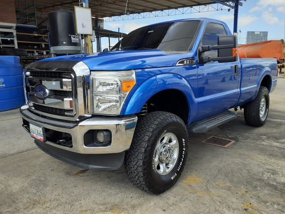Ford Super Duty 4x4 Pickup