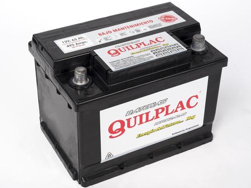 Bateria Auto Quilplac 12v X 75ah. Quilmes. Serv. A Domic.