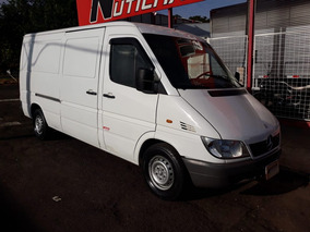 Mercedes Benz Sprinter Furgão 2003/03 2.2 311 Curta 5p
