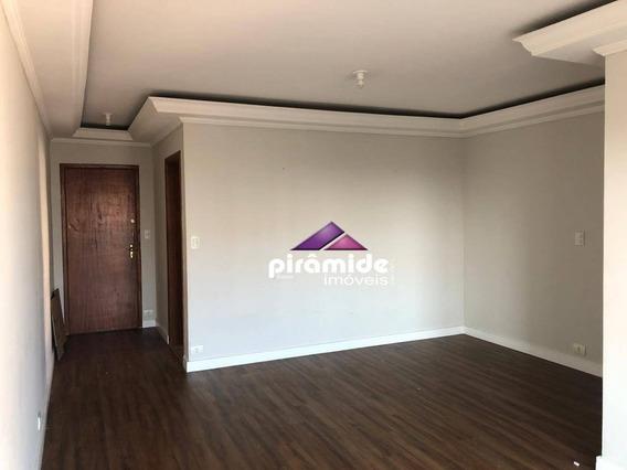 Apartamento Com 3 Dormitórios À Venda, 90 M² Por R$ 439.000,00 - Jardim Das Indústrias - São José Dos Campos/sp - Ap12002