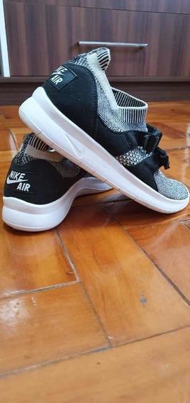 Tenis Nike Air Sock Racer Ultra Flyknit Oreo