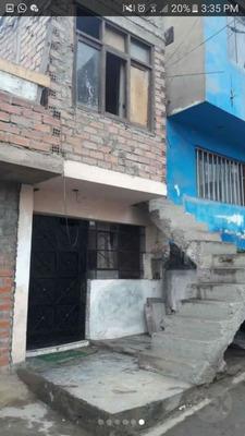 Remato Casa De 2 Pisos Contruido 1 Y 2 Piso Con Acabados