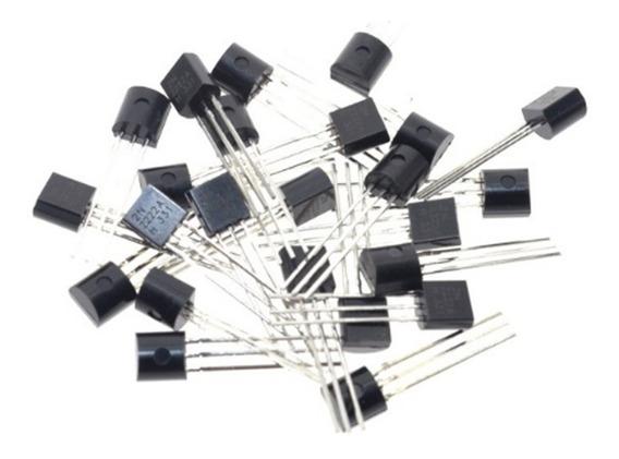 20 Peças Transistor Npn 2n2222a