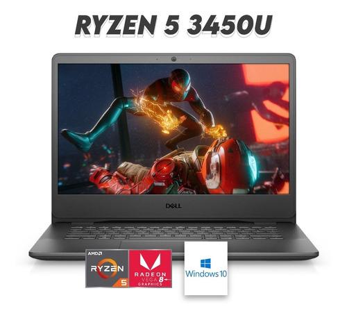 Imagen 1 de 8 de Portatil Hp Ryzen 5 3500u Ssd 128gb + 1tb 16gb Vega 8 Win10