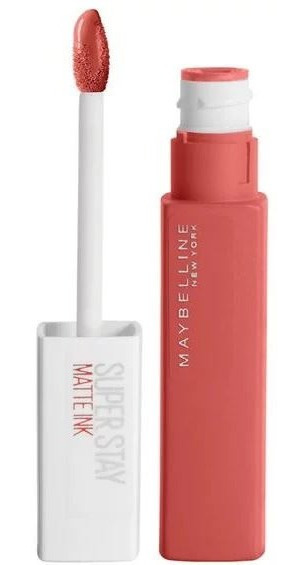 Labial Líquido Maybelline Super Stay Matte Ink City Nº130