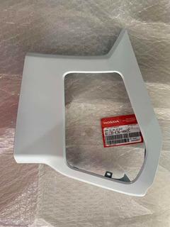 Tampa Externa Porta Objetos Esquerda Pcx 150 2016/18 Branco
