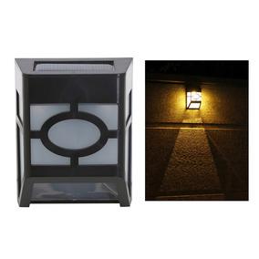 Luzes De Cerca De Montagem Na Parede Movido A Energia Solar