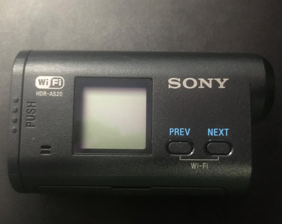 Câmera Sony Action Cam Hdr-as20