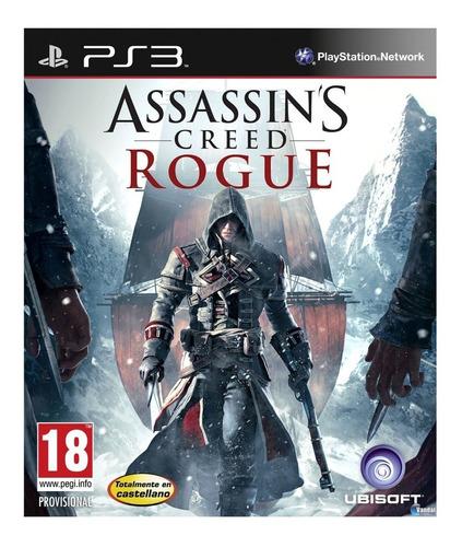Assassins Creed Rogue Juego Ps3 Original Playstation 3