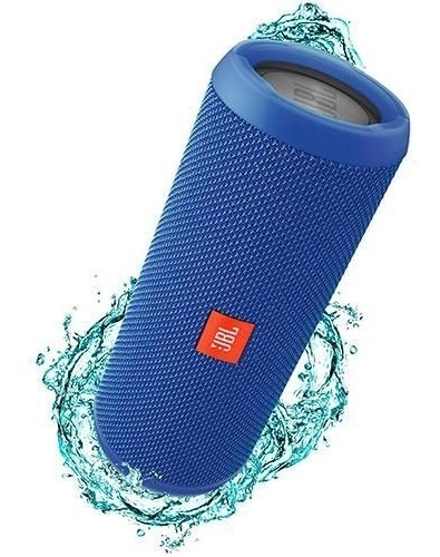 Parlante Portable Jbl Flip4 Sumergible Bluetooth Iva Incluid