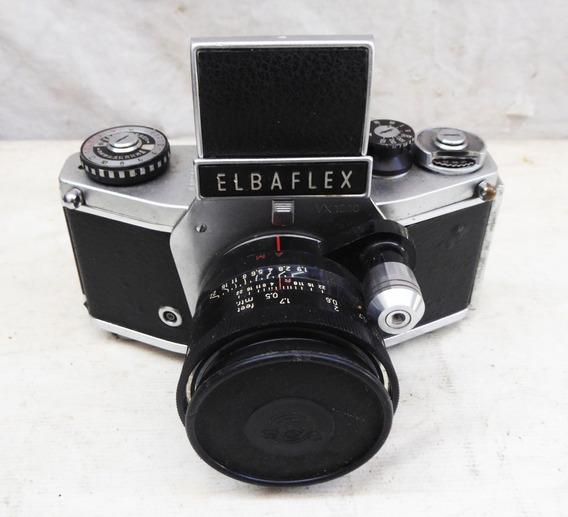 Camera Fotografica Marca Elbaflex Mod. Vx-1000 - Nova
