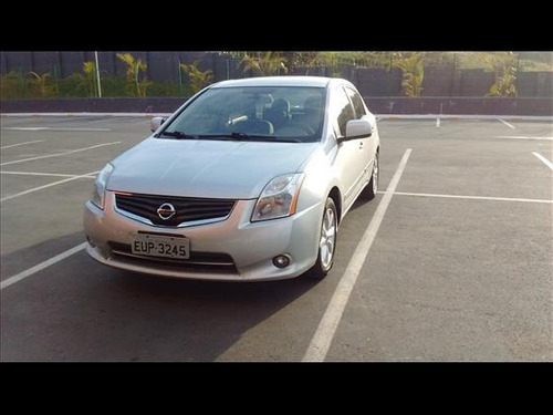 Nissan Sentra 2010/2011 2.0 S Cvt Prata - 2º Dono