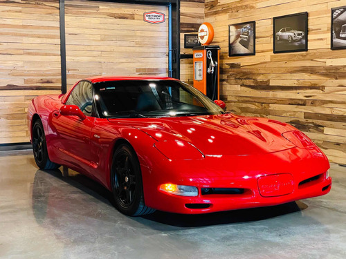 Imagen 1 de 12 de Chevrolet Corvette Coupe 1998