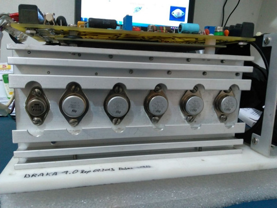Placa Iba Industria Inc Serial 8172 Part D-13818-005