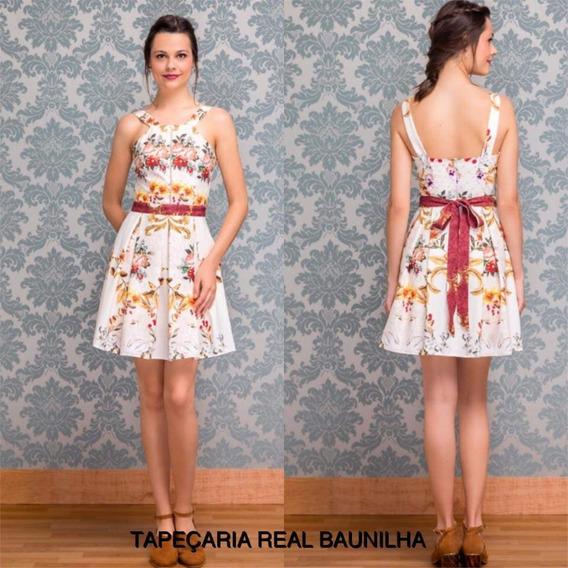 Vestido Antix Tapeçaria Real - Tam M