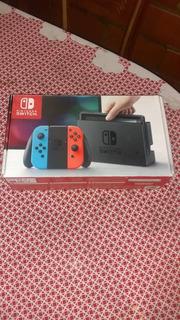 Nintendo Switch +juego.