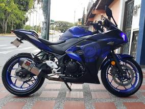 Yamaha R3 - Akrapovic