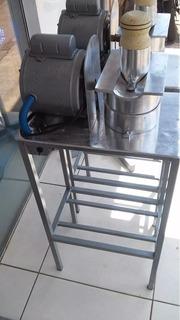 Ralador Elétrico De Milho 220 Ou 110v+guilhotina