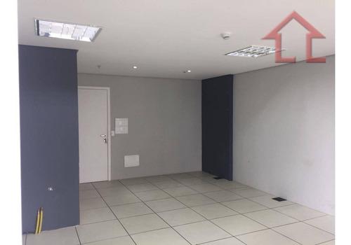 Oportunidade Sala À Venda, 35 M² Por R$ 290.000 - Vila Regente Feijó - São Paulo/sp - Sa0180