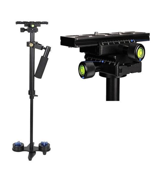 Steadycam Estabilizador S60 Camera Dslr Canon Nikon Gopro