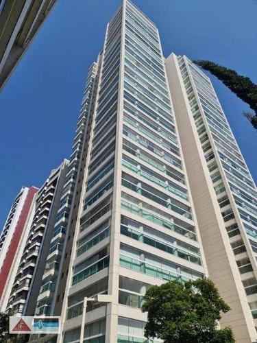 Imagem 1 de 30 de Apartamento Com 3 Dormitórios À Venda, 265 M² Por R$ 2.700.000,00 - Tatuapé - São Paulo/sp - Ap6437