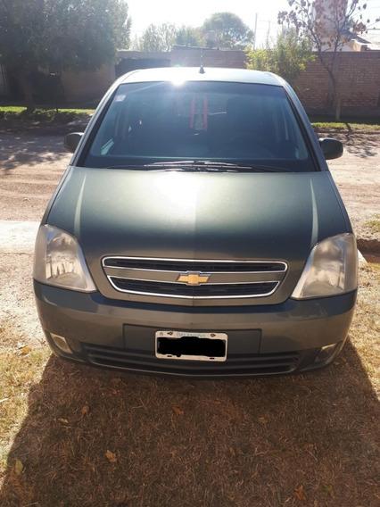 Chevrolet Meriva 1.8 16v 2009 Gls. Gnc 5ta