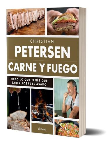 Imagen 1 de 5 de Carne Y Fuego Christian Petersen