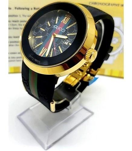 Relógio Gucci Dourado