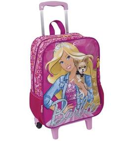 Mochilete Infantil Barbie 37 Cm - Pronta Entrega