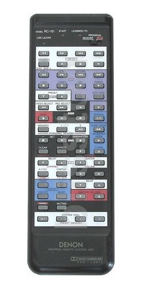 Controle Denon Rc-161 Para Receiver Avr-200avr-2000keu
