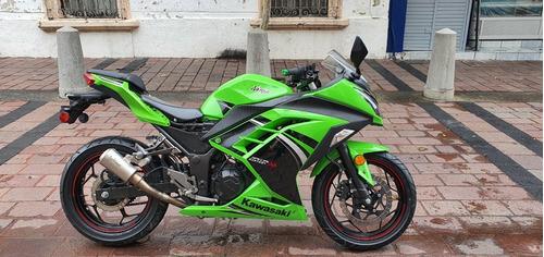 Imagen 1 de 15 de Kawasaki Ninja Ex 300 Año 2014