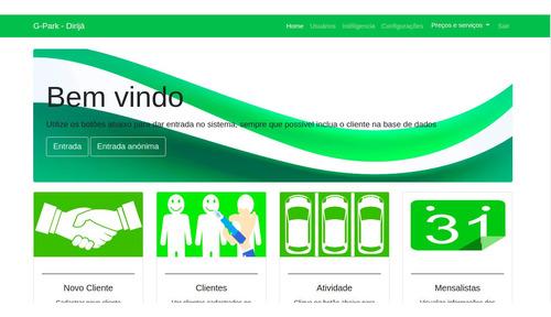 Imagem 1 de 1 de Software Para Gestão De Estacionamentos