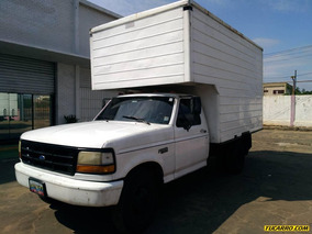 Ford F-350 Reg. Cab. - Sincronico