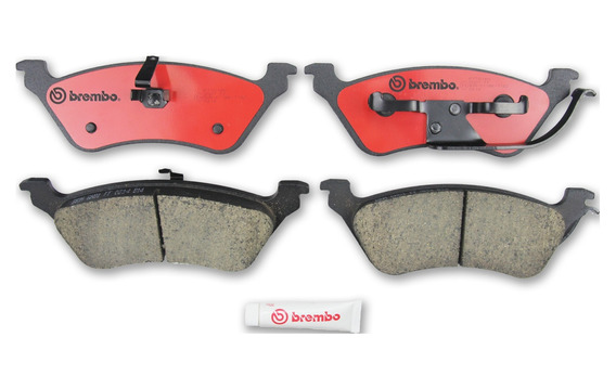 Balatas Brembo Ceramicas (t) Brembo Town & Country 01-07