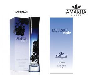 Amakha Paris Perfumes - Exclusive Code F - 15ml