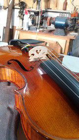 Viola De Arco De Luthier