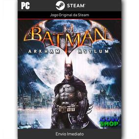 Batman Arkham Asylum Goty Edition | Steam Key | Original