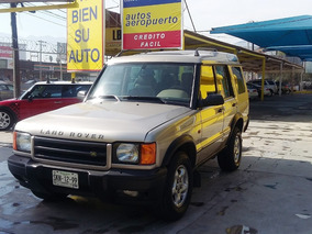 Land Rover Discovery V8 Arena 2001 Piel 7 Asientos Qc At