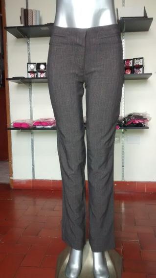 Pantalon Stretch Vestir Ejecutivo Casual Tela Resistente