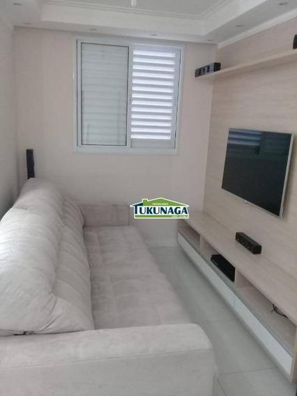Apartamento Com 2 Dormitórios Para Alugar Por R$ 2.750/mês - Gopoúva - Guarulhos/sp - Ap2030