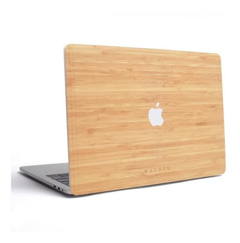 Funda Skin Walden® Madera Real Macbook Air / Pro / 13 / 15 / Retina Apple Eco Classic Original