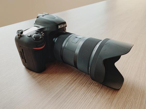 Câmera Nikon Dslr D610 - Somente O Corpo