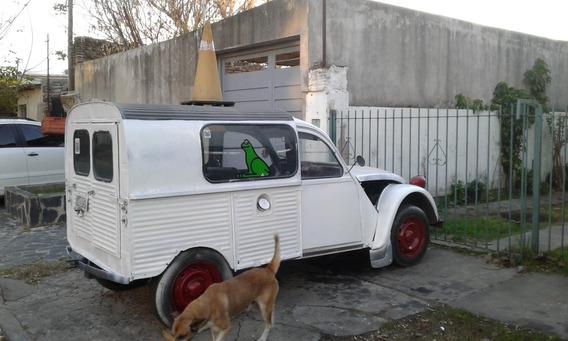 Citroën Citroneta Ak 4 Puertas