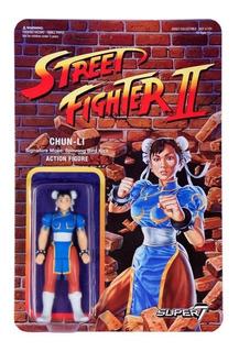 Figura Super 7 Street Fighter Ii Chun-li