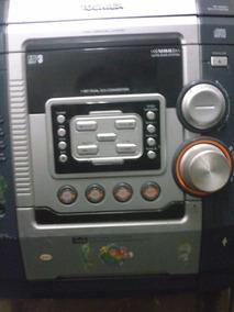 Frente Completa Do Aparelho Toshiba Ms 7503mp3