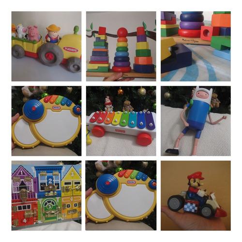 Juguetes Fisher Price, Playskool, Littletikes, Melissa&doug