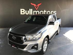 Toyota Hilux 2.7 Cd Sr 4x2 Flex 2019